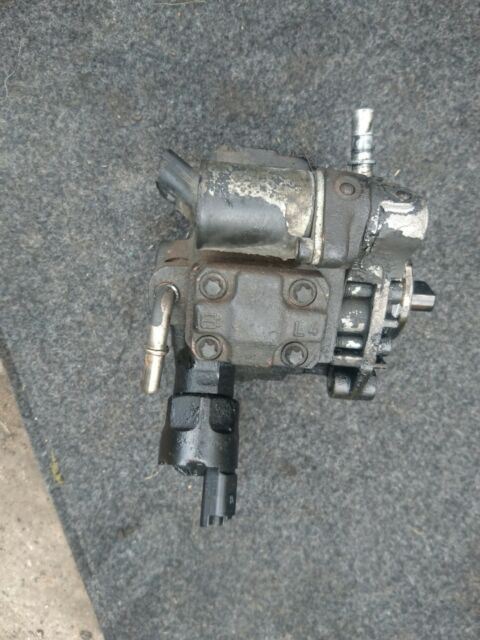 CITROEN C4 PICASSO / Diesel Injection Pump 2.0HDi DW10BTED4