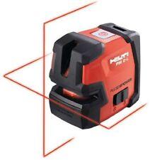 Hilti Laser-Niveau PM 2-L Linienlaser Laserlinienprojektoren Laserlinie