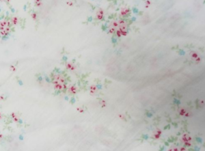 Linens-n-Things-Shabby-Floral-Pink-Roses-Chic-Baby-Girl-Cot-Crib-Bedding-Sheet