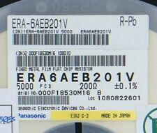 ERA-6AEB201V PANASONIC RES SMD 200 OHM 0.1/% ROHS 200 PIECES