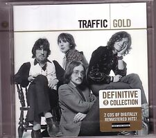2 CD (NEU!) . TRAFFIC - Gold (dig.rem. Best of / Paper Sun Hole in my Shoe mkmbh
