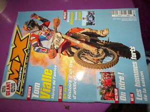 27DN-Revue-MX-Magazine-n-261-Tom-Vialle-M-Renaux-Y-Irsuti-circuit-Montlaur