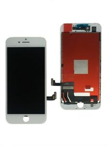 LCD-fuer-iPhone-7-4-7-034-OEM-Display-Glas-Touchscreen-Weiss-Weiss-Retina-mit-3D