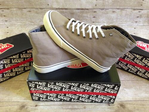 Size hi Laurel Ca 9 Shoes Skate Oak Mens Vans Sk8 Twill Binding 8w5X81q a75f556695