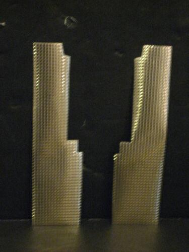 NORTHWERTERN 60 FRONT DECALS IN GOLD