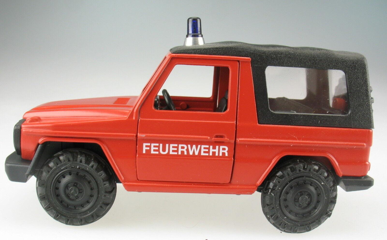 CURSOR-Modell 679  91 - Mercedes-Benz Geländewagen G - TYP 461 - FEUERWEHR -1 35