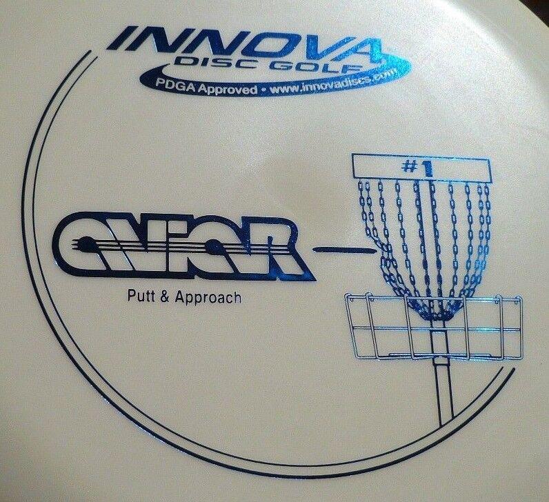 New 2 Ring San Marino SB Champion Aviar Grippy Firm DX Innova Champion SB Disc Golf 174g 5d92ae