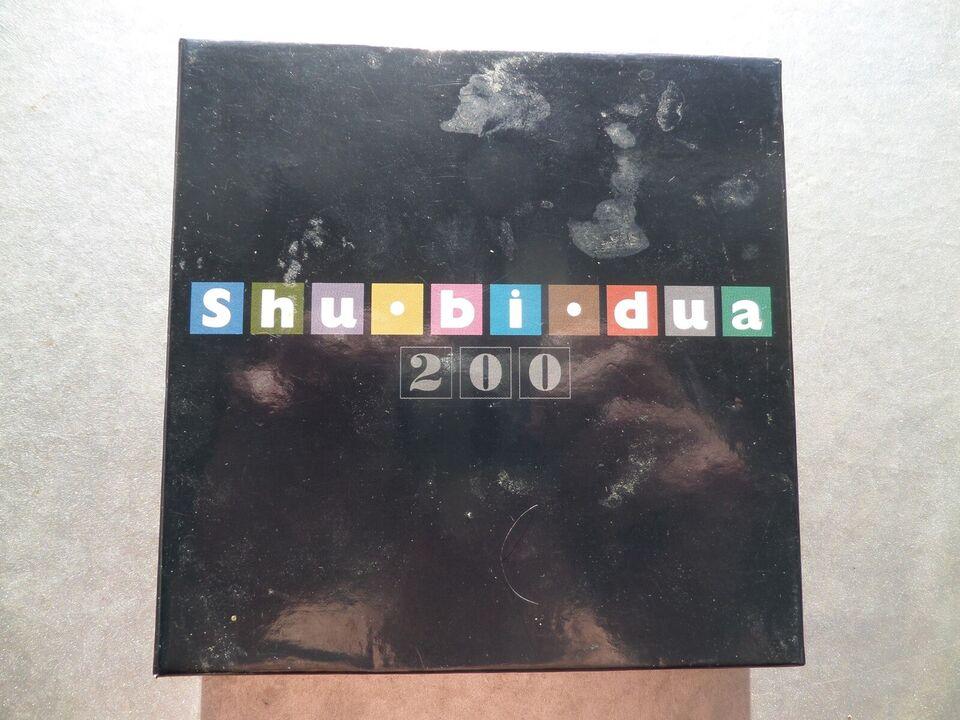 SHU-BI-DUA: 200 HITS, pop