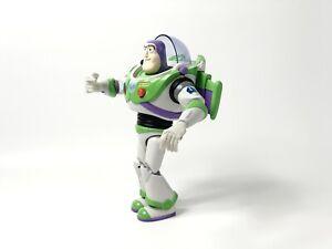 "Toy Story Disney Pixar Talking Buzz Lightyear 12"" Lights Sounds Action Figure"