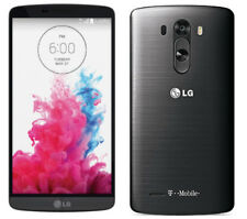 NEW LG G3 D851 32GB BLACK T-MOBILE GSM UNLOCKED 4G LTE 13MP SMARTPHONE