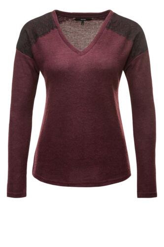 Vero Moda Damen Feinstrick Pullover V-Neck Jumper Sweater SALE /%