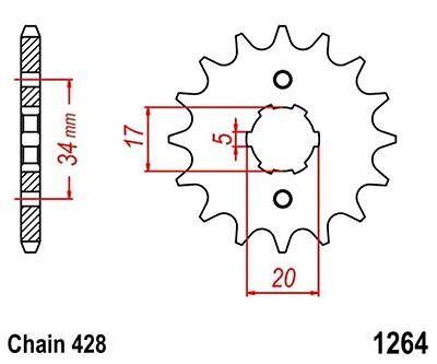 KR Gabelsimmeringe DAELIM VT 125 98-02 .. Front fork seal