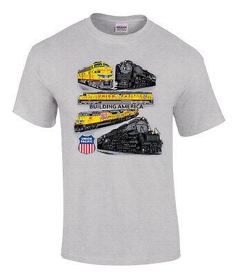 844 Union Pacific 844 Authentic Railroad Sweatshirt