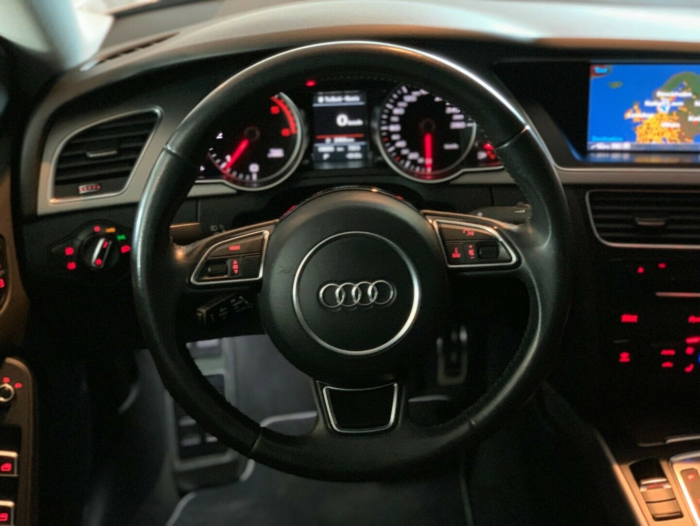 Audi A5 2,0 TDi 177 S-line Sportback Multitr.