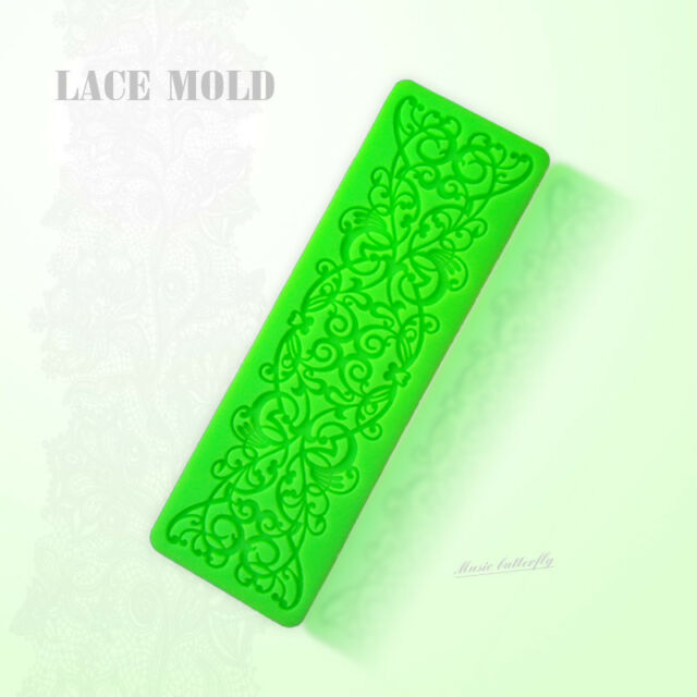 2014 New Style Silicone Lace Cake Fondant Mold Mould Decoration Mat High Quality