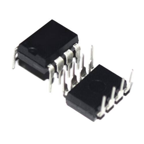 10//20//50//PCS NE555P NE555 DIP-8 SINGLE BIPOLAR TIMERS IC.