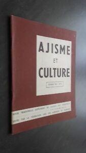 Rivista Trimestrali A Jisme E Cultura Febbraio 1961 N°5 ABE