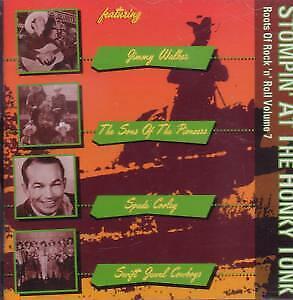STOMPIN' AT THE HONKY TONK Various CD Germany President 1997 26 Track
