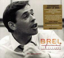 Jacques Brel: Infiniment [Best Of] | CD NEU