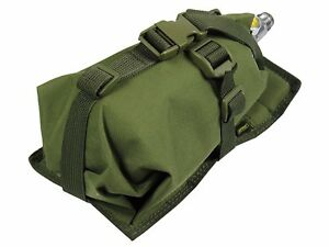 Pouch-Case-molle-pals-olive-Ninja-Air-Tank-PAINTBALL-bag-green-od-Waterproof
