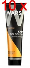 10 x Wars Classic Rasier Creme - shaving cream - 65g = 650g = 3,06€ / 100g