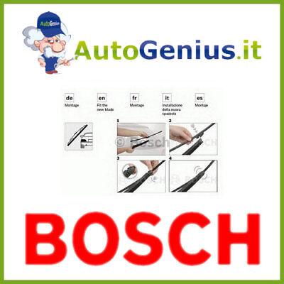 SPAZZOLA TERGICRISTALLO POSTERIORE BMW 3 Touring 12/> BOSCH 8005 F31