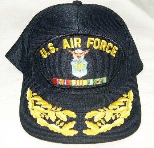 Us Luftwaffe Kappe Original Emblem Hergestellt in USA Doppel Eier Einheitsgröße