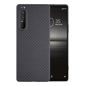 Bulletproof-Aramid-Carbon-Faser-Cover-Case-Schutzhuelle-fue-Sony-Xperia-1-II-5-II
