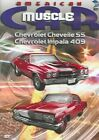 American Muscle Car Chevrolet Chevell 0030306776194 DVD Region 1