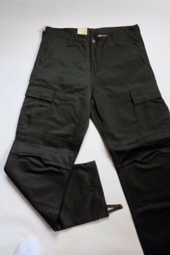 Jeans Cargo Regular Carhartt noireW33 L32 Pantingforᄄᄎt Val Panting nwXN8PkO0