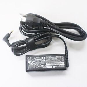 Original AC Adapter Sony Vaio Pro 11 13 Duo 10 11 13 VGP-AC10V7//V8//V9//V10 45W