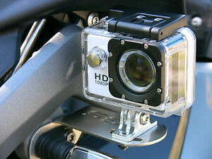 Bmw R1200gs R1250gs Lc Adv Action Cam Gopro Sj4000 Git2 Rollei Sony