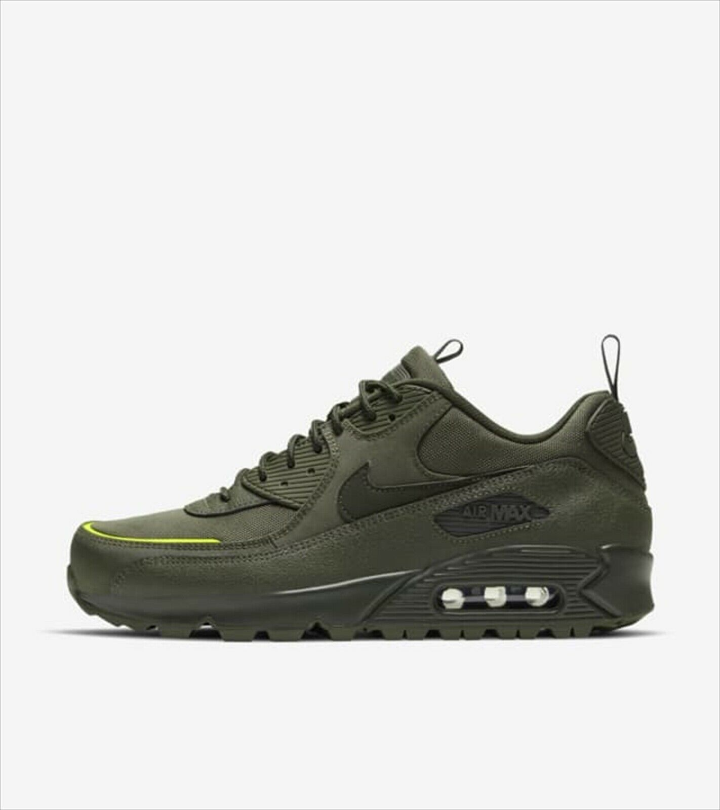Size 9 - Nike Air Max 90 Surplus Green 2020 for sale online   eBay