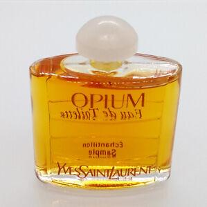 RARE-VERSION-Mini-Eau-Toilette-OPIUM-YVES-SAINT-LAURENT-Perfume-Parfum-7-5ml
