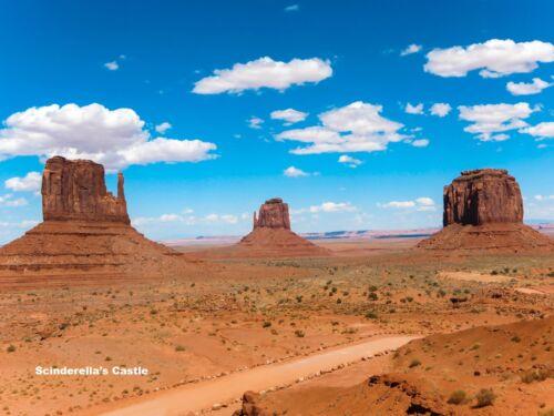 """Scenery Monument Valley AZ// UT Photo Picture Print 4X6/"""" 5X7/"""" 8X10/"""" 8.5X11/"""""""