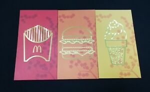 3-pcs-full-set-2019-McDonald-039-s-red-packets-packet-ang-pow-pao-pau-angpow-new