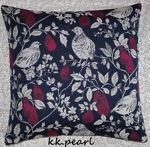 John-Lewis-034-Grasmere-034-Fabric-Cushion-Cover-British-Nature-Inspired-Country-Style