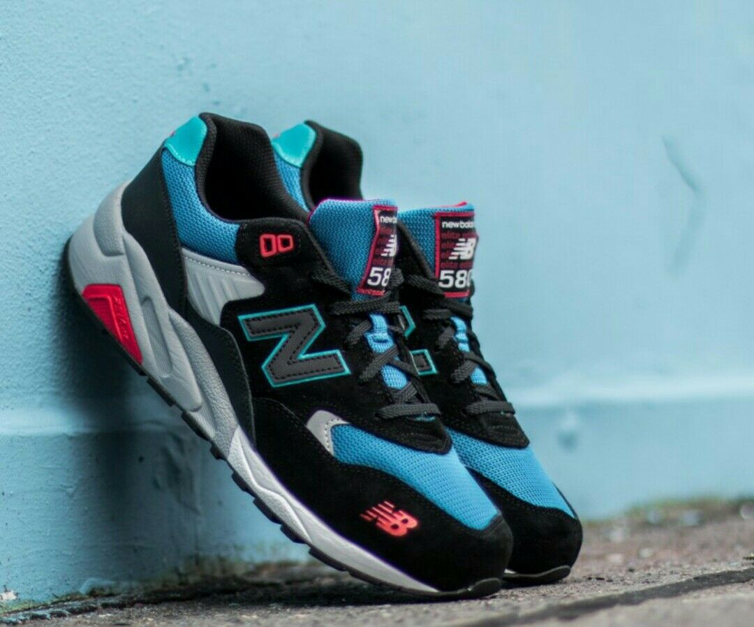 New Balance 580 Elite Pinball Edition Lifestyle 3M zapatillas zapatos mrt580bf corriendo 3M Lifestyle 659926
