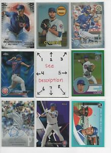 Chicago-Cubs-SERIAL-039-d-Rookies-Autos-Jerseys-ALL-CARDS-ARE-GOOD-CARDS