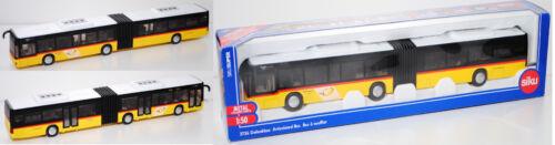 Siku Super 3736 03901 MAN Lion/'s City g articulado post auto//la clase amarilla