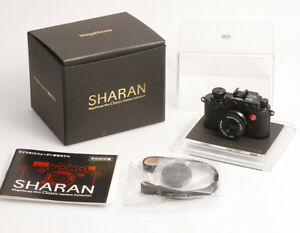 Sharan-MegaHouse-Classic-Camera-Collection-Modell-Leica-IIIf-Swedish-Army-Model