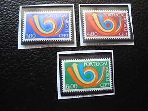 Portugal-Stamp-Yvert-and-Tellier-N-1179-A-1181-N-A22-Stamp