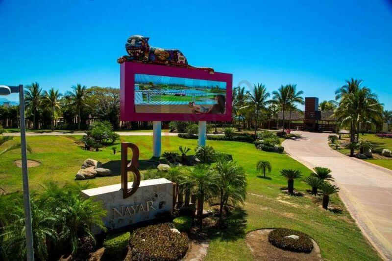 Terreno Residencial en Venta Frac. B Nayar Riviera Nayarit