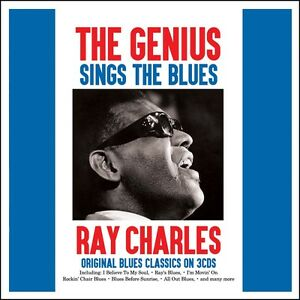 Ray-Charles-Genius-Sings-The-Blues-Original-Blues-Classics-3CD-NEW-SEALED