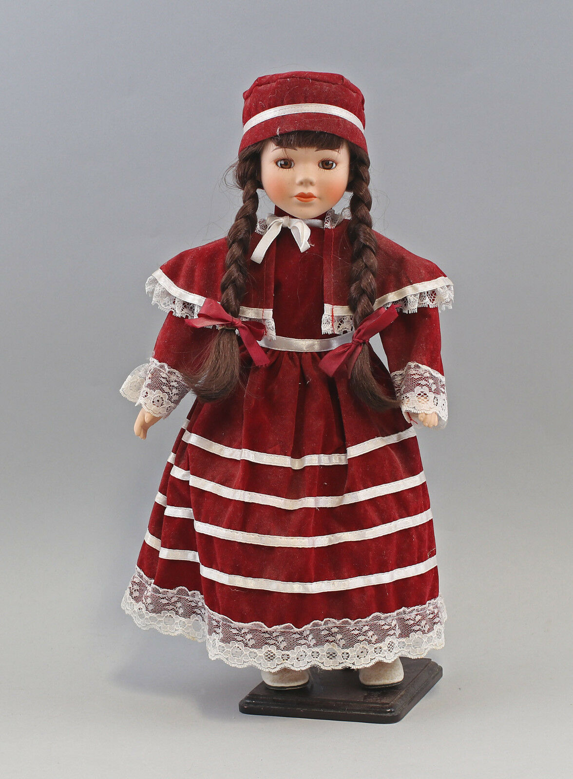 99810106 Niedl. Artistic Doll Bisque Head Girl