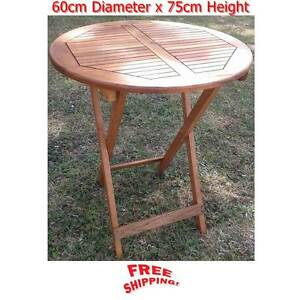 furniture tables see more wooden folding table round bistro garden