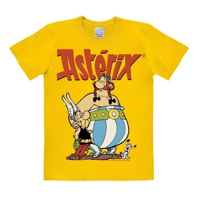 T-shirt Astérix - Astérix et Obélix - T-shirt Astérix - T-shirt à col rond