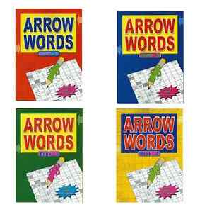 image is loading arrow word general knowledge adult crosswords 67 puzzles