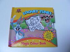 Libro Da Colorare Magico Dei Looney Tunes - Premi Le Alette Per Vedere i Colori