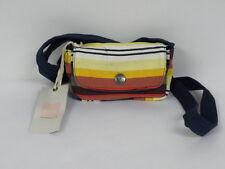 Quiksilver Women Multicolor Small Crossbody Handbag Purse Bag Cellphone
